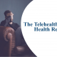 image of man sitting in chair representing telehalth-mental health revolution