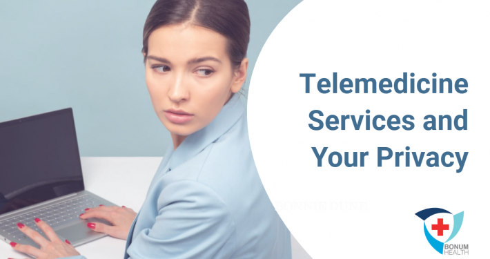telemedicine privacy image