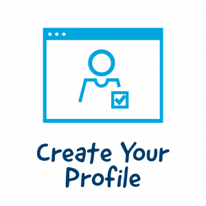 create profile icon