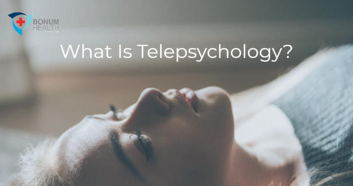 what is telepsychology