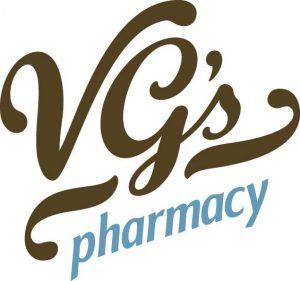 VGs Pharmacy logo
