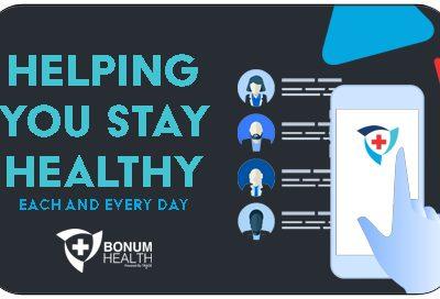 Pre-Paid Health Card - Stay Healthy Theme