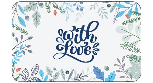 "Pre-Paid Health Card - Theme ""With Love"""